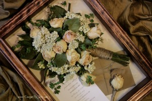 Roses and Hydrangea Preserved