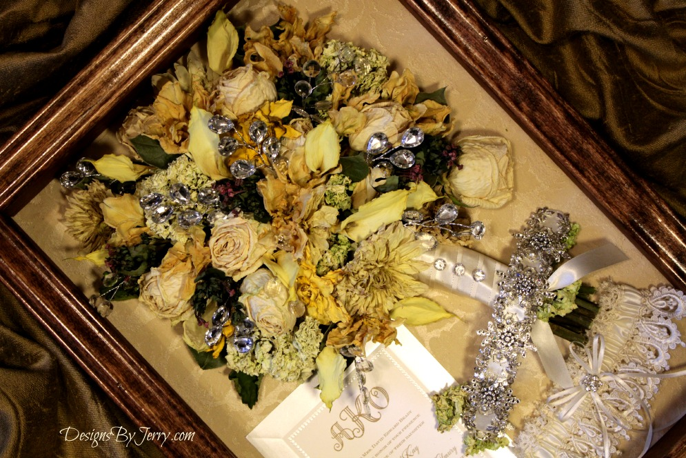 Southern Charm Bouquet Preserved in Huntsville @ Preserved Bridal ...